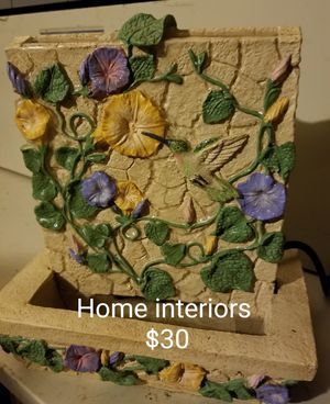 HOME INTERIORS FOUNTAIN for Sale in Houston, TX