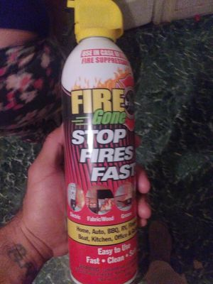 Two brand new Fire extinguishers great for car kitchen garage rv mobile home for Sale in Buffalo, NY