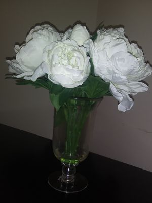 White Fake Flowers for Sale in Herndon, VA