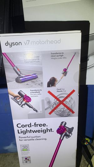 Dyson v7 brand new in the box unopened. for Sale in Vancouver, WA