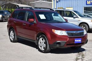2009 Subaru Forester for Sale in Fort Worth, TX