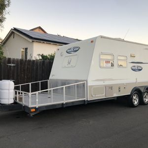 2007 Starcraft Travel Star XLT UltraLite 21DSD for Sale in San Diego, CA