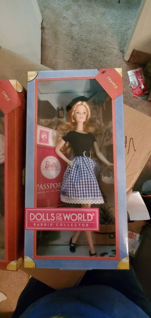 Barbie DOLLS OF THE WORLD France for Sale in Gilbert, AZ