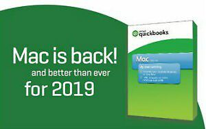 Quickbooks Pro 2019 MAC LIFETIME EDITION! 3 PC Installs One-time investment for booking! for Sale in Riverside, CA