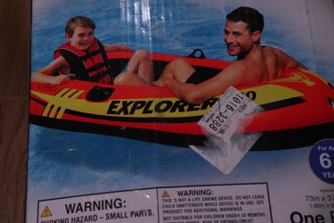 Inflatable boat for Sale in Portland,  OR