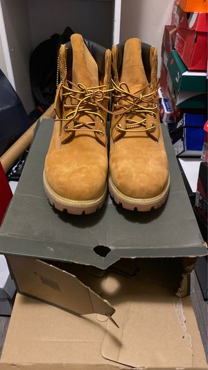 Timberland wheat boots for Sale in Tampa, FL