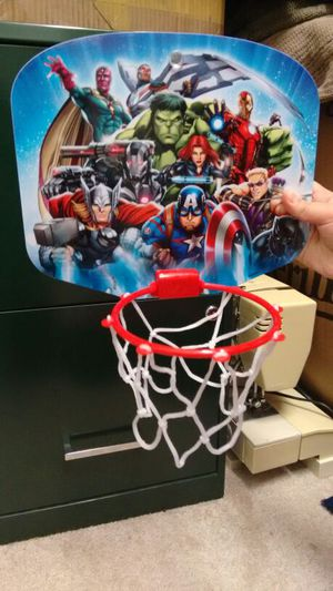 Avengers basketball set for Sale in Cary, NC