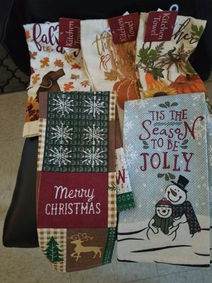 Kitchen towels for Sale in Chelsea, MA