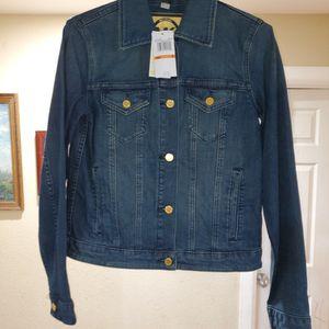 MK Dark Blue Jean Jacket for Sale in Lathrop, CA