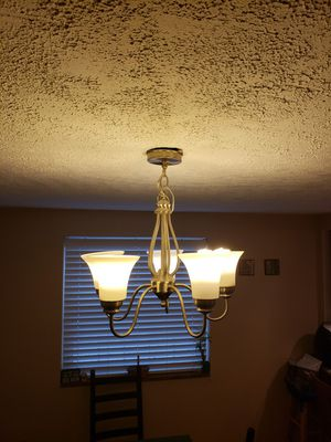 Light fixture for Sale in McKnight, PA