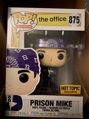Prison Mike Hot topic exclusive funko for Sale in Industry, CA