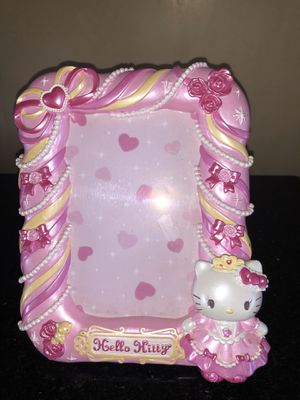 Hello Kitty picture kids frame for Sale in Scottsdale, AZ
