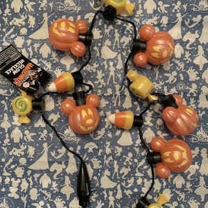 Disney Mickey Mouse Halloween Glow Necklace for Sale in Anaheim, CA