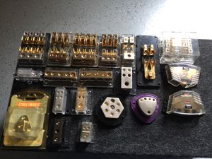 Fuse holders and ground blocks for Sale in West Sacramento, CA