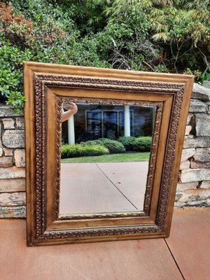 Gold Mirror - Beautiful! for Sale in Greenville, SC