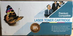 Black Laser Printer Toner Cartridge CHCC530A New Sealed for Sale in Lanham, MD