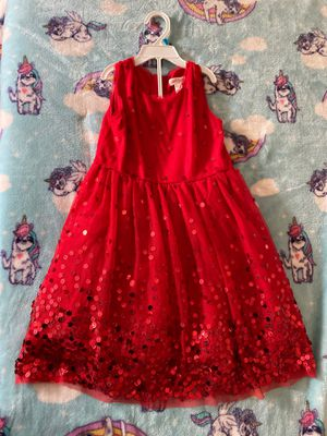 Girls Christmas dress size 6x for Sale in East Providence, RI