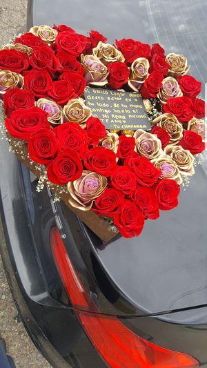 Rose heart for Sale in Chula Vista, CA