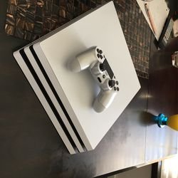 PlayStation 4 Pro With Grey Controller  for Sale in Aurora, CO