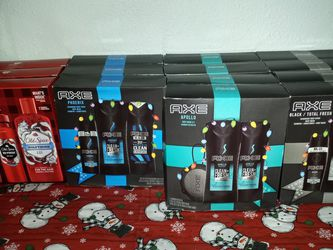 Gift Sets AXE,OLDSPICE OILOFOLAY,DOVE for Sale in St. Petersburg,  FL