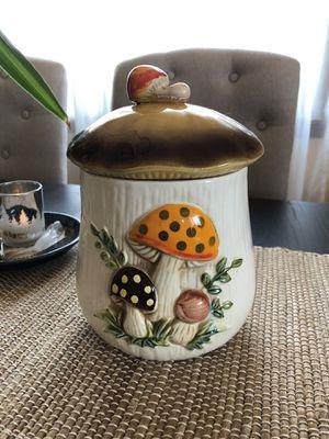 Merry Mushroom jar (Sears 1976). for Sale in Oak Lawn, IL
