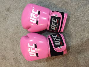 UFC gloves and hand wrap new for Sale in Vienna, VA