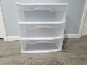 3 Drawer Bin for Sale in San Jose, CA