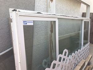 Sliding window and patio sliding glass door for Sale in Las Vegas, NV