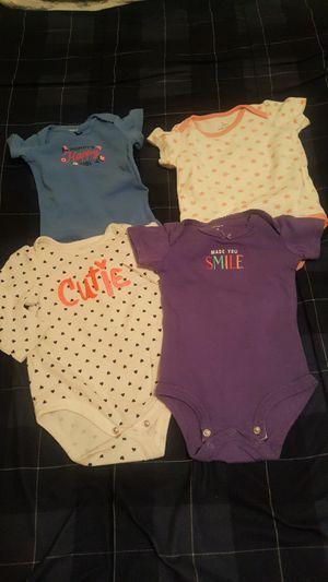 Baby girl onsies for Sale in San Diego, CA