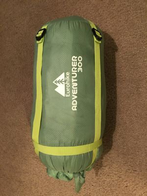 Eurohike sleeping bag for Sale in Oviedo, FL