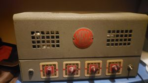 Vintage Masco MA 25 tube amplifier for Sale in Milan, IL