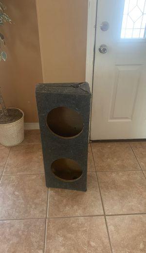 9in sub box for Sale in Peoria, IL