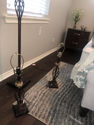 3 Lamps for Sale in Dallas, TX