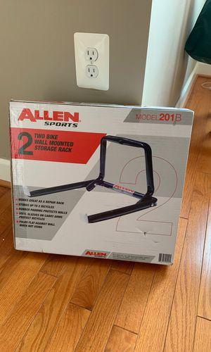 Allen Sports 2 bike wall mount for Sale in Washington, DC