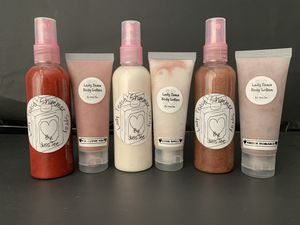Lady Tease Body Shimmer or Body Lotion for Sale in Houston, TX