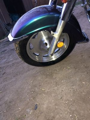 Motorcycle wheels/rims for Sale in Mesquite, TX