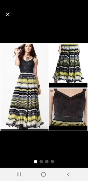 FREE PEOPLE CALIFORNIA SUNRISE DRESS SIZE SMALL for Sale in Phoenix, AZ