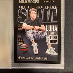 Luka Doncic NBA Hoops Basketball Card for Sale in Pico Rivera,  CA