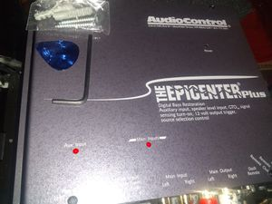 Epicenter audio control for Sale in Moreno Valley, CA