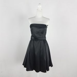 Black Cocktail Dress with Belt (1022864) for Sale in San Bruno, CA