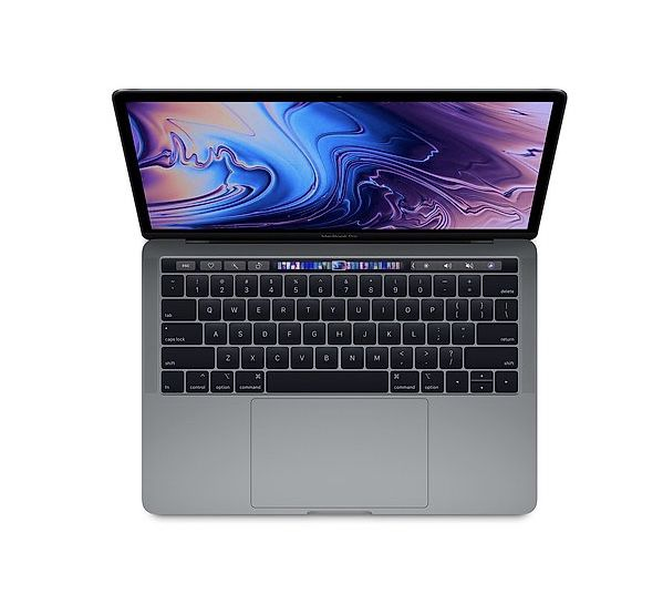 Apple McBook Pro (2018) - with box