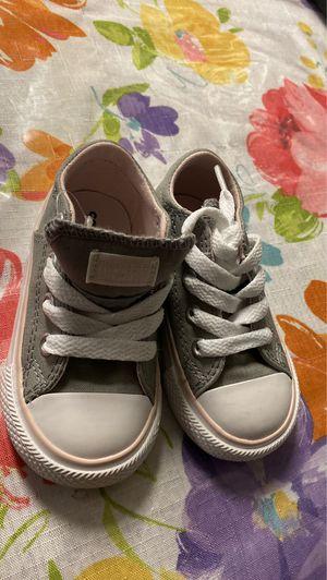 Baby converse shoes 5C for Sale in Des Plaines, IL