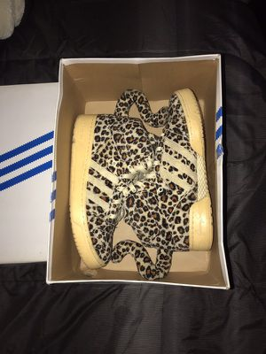 Jeremy Scott Adidas cheetah (vans Jordan Nike ASICS Supreme ) for Sale in Lakewood, CO