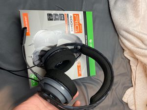 Xbox headset rig 400hx for Sale in Glendale Heights, IL