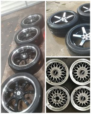 Wheels for sale!!! for Sale in Waterloo, IA