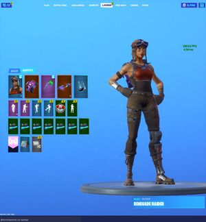 Renegade raider account for sale for Sale in New Canaan, CT
