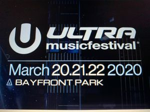Ultra Music Festival Miami for Sale in Margate, FL