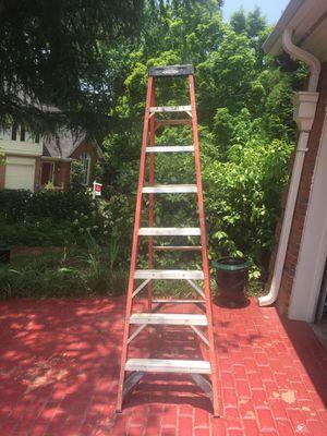 8' Werner Fiberglass Ladder for Sale in Atlanta, GA