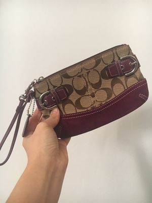 Coach Wristlet for Sale in Arlington, VA