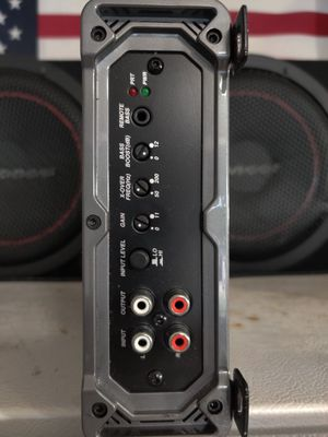 Kenwood Bass amplifier 1200watts for Sale in Miami, FL